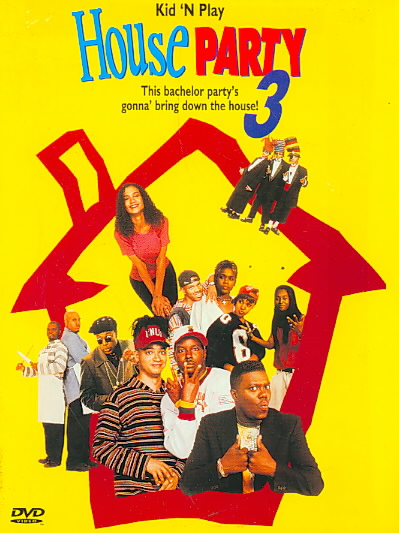 HOUSE PARTY 3 BY KID N PLAY (DVD) 794043485626 | eBay